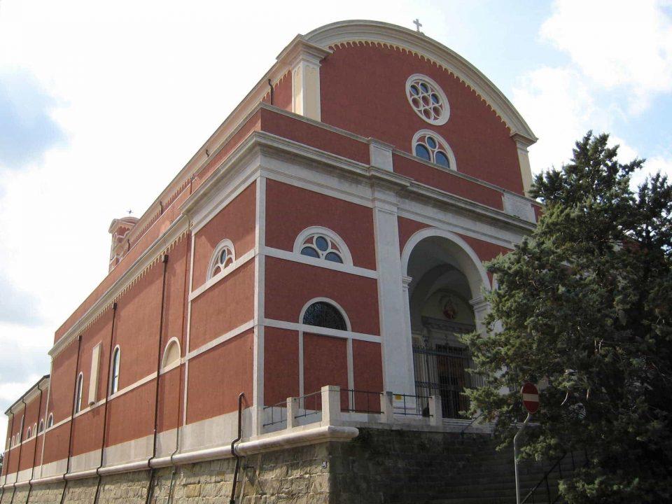 Chiesa di Montuzza - Trieste