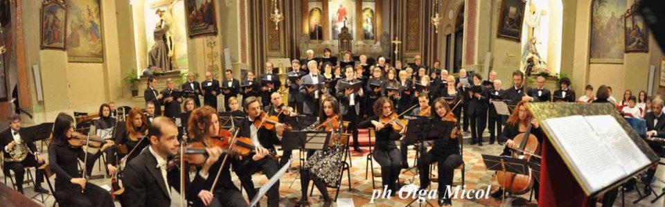 Cappella corale e l'orchestra della Società filarmonica dei Frati cappuccini di Trieste