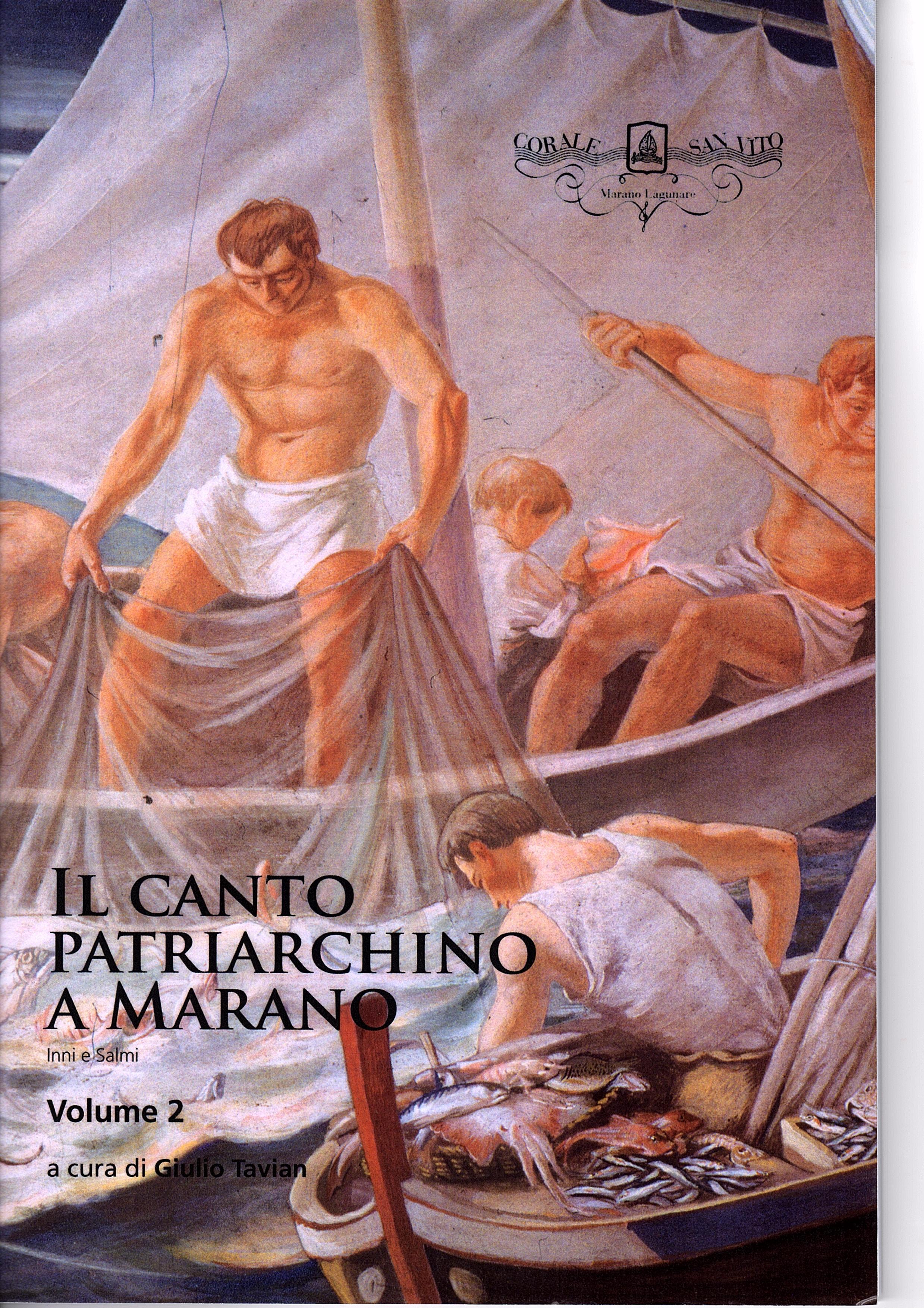 Il canto sacro patriarchino di Marano